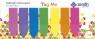 Zakładki indeksujące Tag Me 7 kolorów