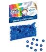 Confetti cekiny - kółko niebieskie FIORELLO