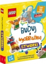 Lego Iconic Buduj z wyobraźnią Stworki