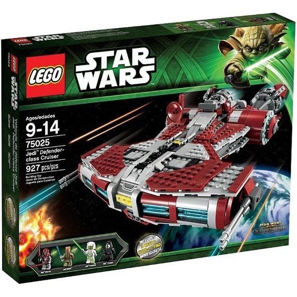 LEGO Star Wars Jedi Defender