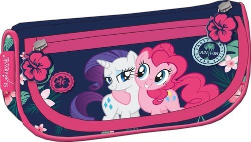 Piórnik saszetka dwukomorowa My Little Pony