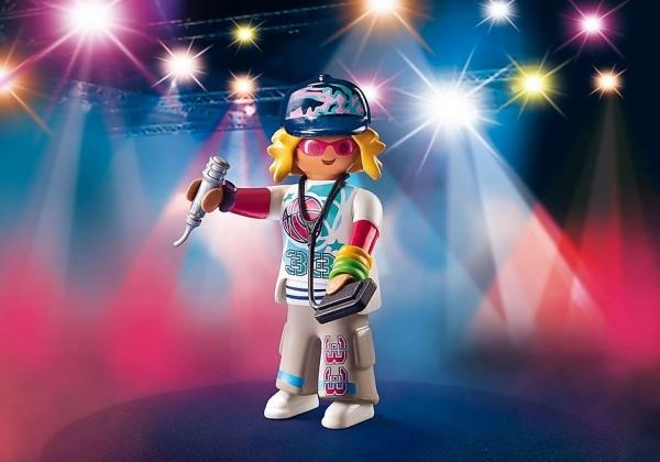 Playmobil: figurka Raperka (70237)