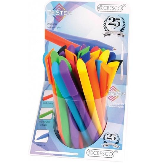 Długopis TWISTER, 1 szt.