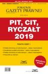 PIT CIT Ryczałt 2019 Podatki-Przewodnik po zmianach 1/2019