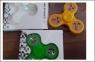 Spinner fluorescecyjne buźki, różne kolory