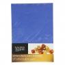 Etykieta samoprzylepna brokatowy niebieski A4 10 szt.(254015)