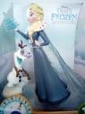 Kraina Lodu Figurka Elzy i Olafa