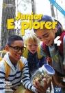 Junior Explorer. Zeszyt ćwiczeń do języka angielskiego dla klasy czwartej Clarke Sue, Mrozik Marta, Wosińska Dorota