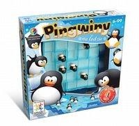 Pingwiny na lodzie (00137/TH)