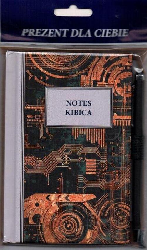 Notes imienny Notes kibica