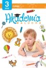 Akademia malucha 3-latek rysuje