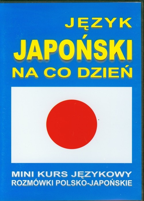 Język japoński na co dzień + 2 CD