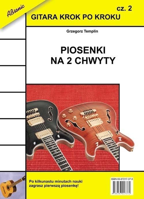 Gitara krok po kroku część 2 Templin Grzegorz
