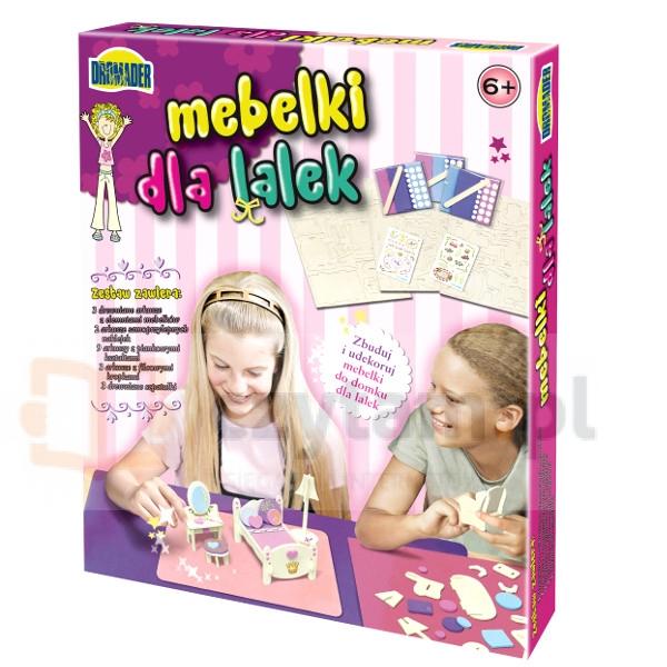 DROMADER Mebelki dla lalek (00737)