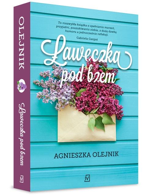 Ławeczka pod bzem Olejnik Agnieszka