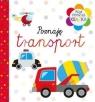 Moja pierwsza książka. Poznaję transport