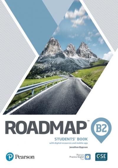 Roadmap B2 SB/DigitalResources/App pk (Uszkodzona okładka) Jonathan Bygrave