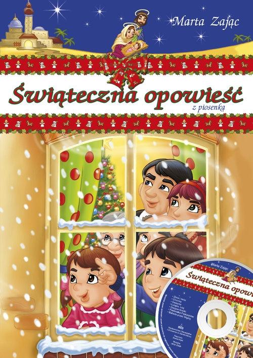 Świąteczna opowieść z piosenką Zając Marta