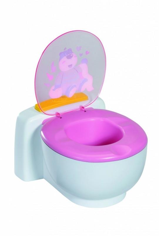 Toaleta dla lalki BABY BORN (828373-116720)