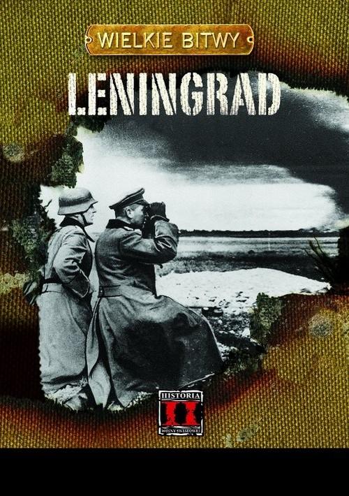 Leningrad Wielkie Bitwy Glantz David M.