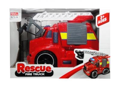 Ciężarówka - Straż Pożarna