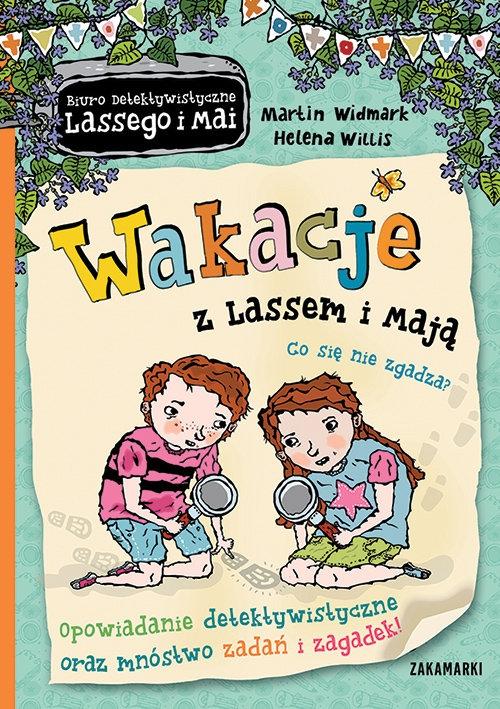 Wakacje z Lassem i Mają. Co się nie zgadza? Widmark Martin