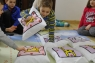 Złapmy Lwa! Gra dywanowaJapońskie szachy dla najmłodszych