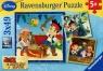 Puzzle Jake i piraci z Nibylandii 3x49 (093373)