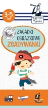 Kapitan Nauka Zagadki obrazkowe Zgadywanki 3-5 lat Sobkowiak Monika