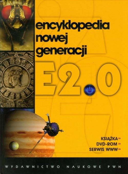 Encyklopedia nowej generacji E2.0 + DVD