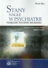 Stany nagłe w psychiatrii Podręcznik psychiatrii ratunkowej Neu Peter