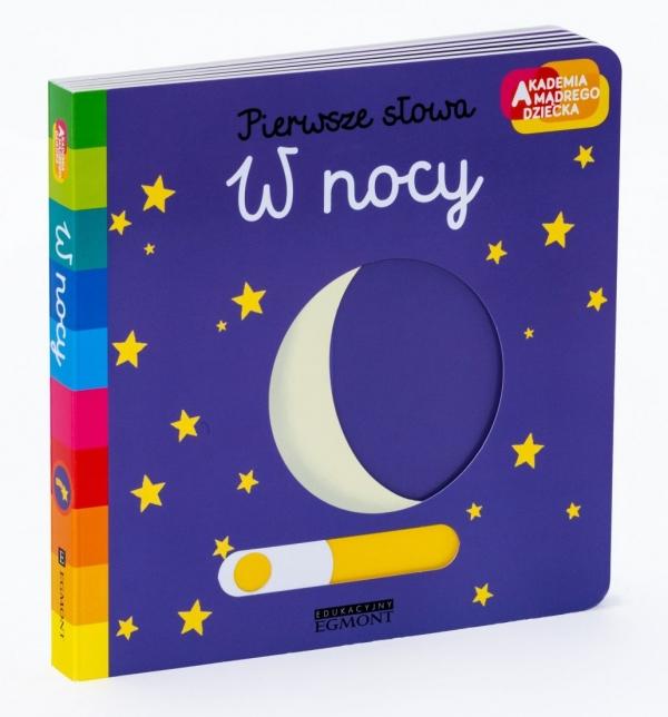 W nocy. Akademia mądrego dziecka. Choux Nathalie
