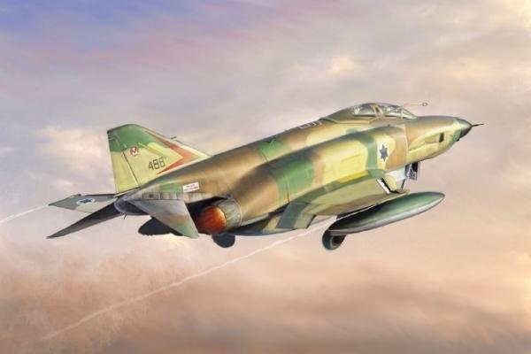 ITALERI RF-4E/F Phantom II