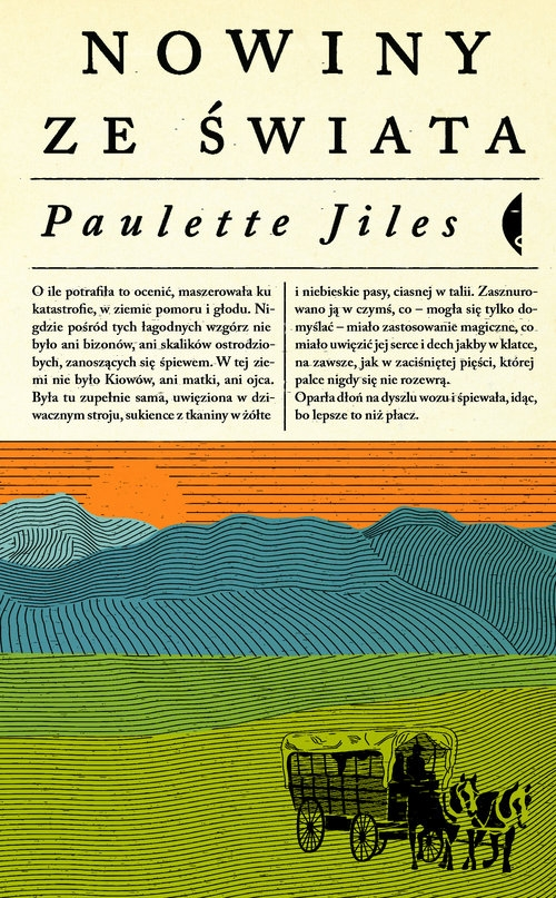 Nowiny ze świata Jiles Paulette