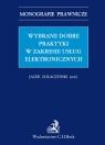 Wybrane dobre praktyki w zakresie usług elektronicznych