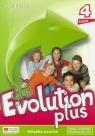 Evolution Plus. Język angielski. Podrcznik, klasa 4.