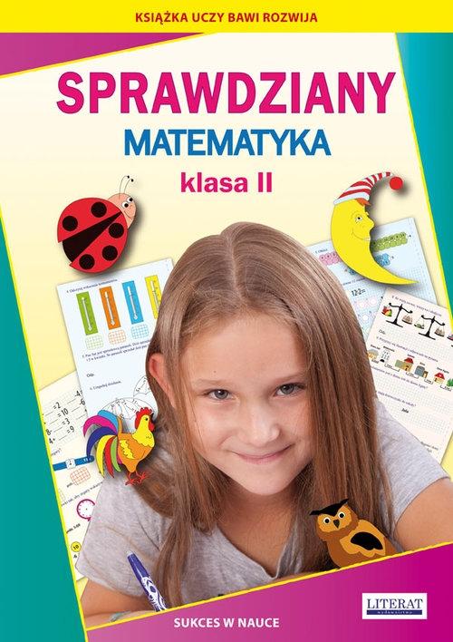 Sprawdziany Matematyka klasa 2 Guzowska Beata, Kowalska Iwona