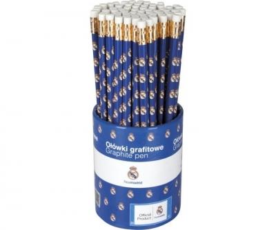 Ołówek trójkątny HB RM Drum (72szt) ASTRA