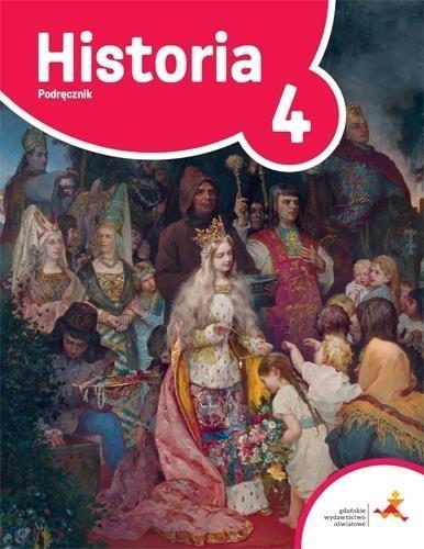 Historia 4. Podróże w czasie. Podręcznik. Nowa szkoła podstawowa (Uszkodzona okładka) T. Małkowski
