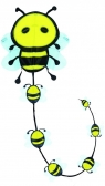 Brookite Pszczółka Latawiec (017-30037)Wiek: 3+