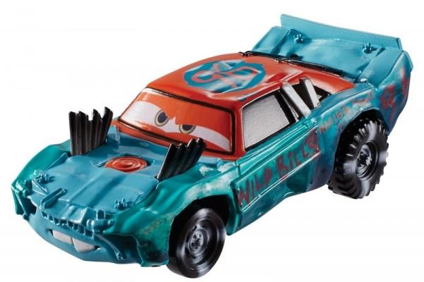 Cars Diecast Fish tail (DXV29/DXV74)