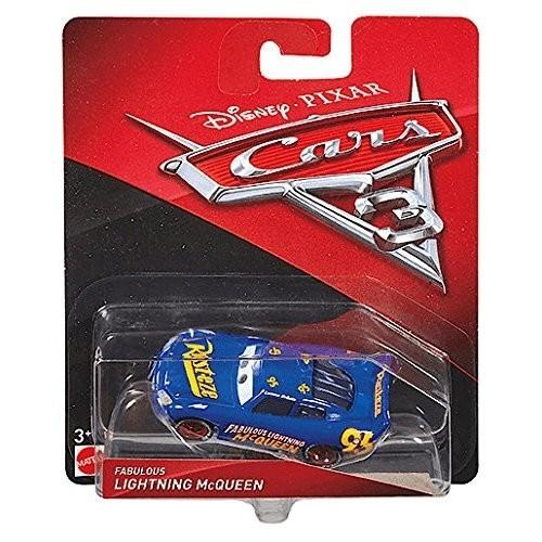 CARS 3 Fabulous Lightning McQueen (DXV29/FGD57)
