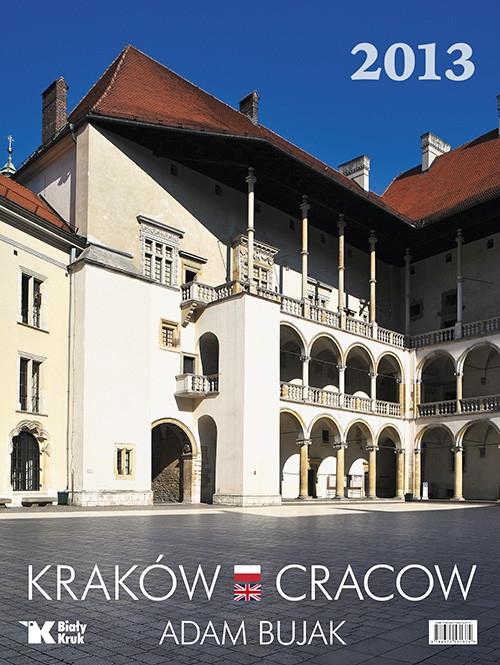 Kalendarz 2013 Kraków Cracow Bujak Adam