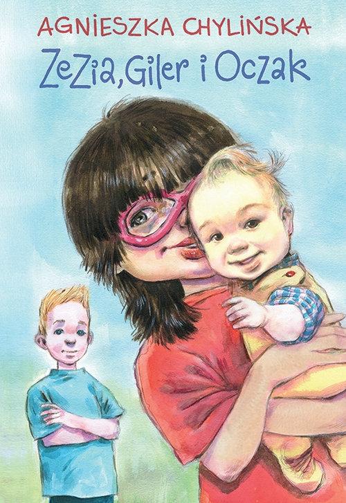 Zezia, Giler i Oczak Chylińska Agnieszka