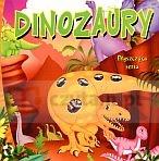 Dinozaury. Błyszcząca seria praca zbiorowa