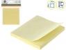 Karteczki samoprzylepne żółte 7,5x7,5cm