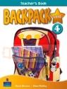 Backpack Gold 4 TB Diane Pinkley, Mario Herrera