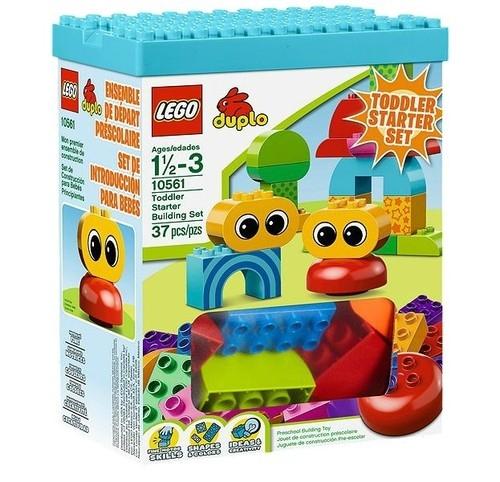 Lego Duplo: Zestaw początkowy dla maluszka (10561)