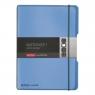 Notatnik my.book Flex A5/40k kratka - niebieski (11361532)