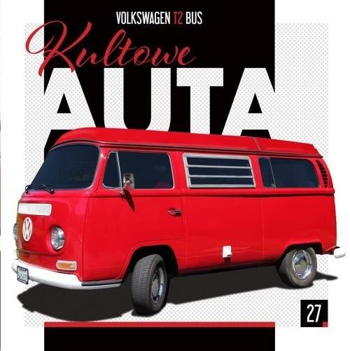 Kultowe Auta. 27. Volkswagen T3 BUS